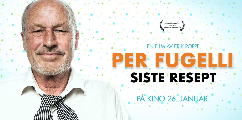 Per Fugelli på kinoplakaten.